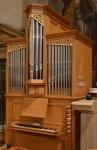 San Giorgio in Braida (VR), Organo Micheli