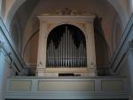 Formigosa (MN), Organo fratelli Serassi 1855