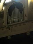 Pietole di Virgilio (MN), Organo Andrea Montesanti sec. XVIII