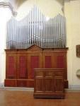 S. Orsola (MN), Organo F.lli Ruffatti 1954