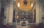 Sustinente (MN), Organo Agostino Benzi 1942