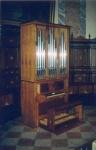 Massimbona (MN), Organo Micheli 2000